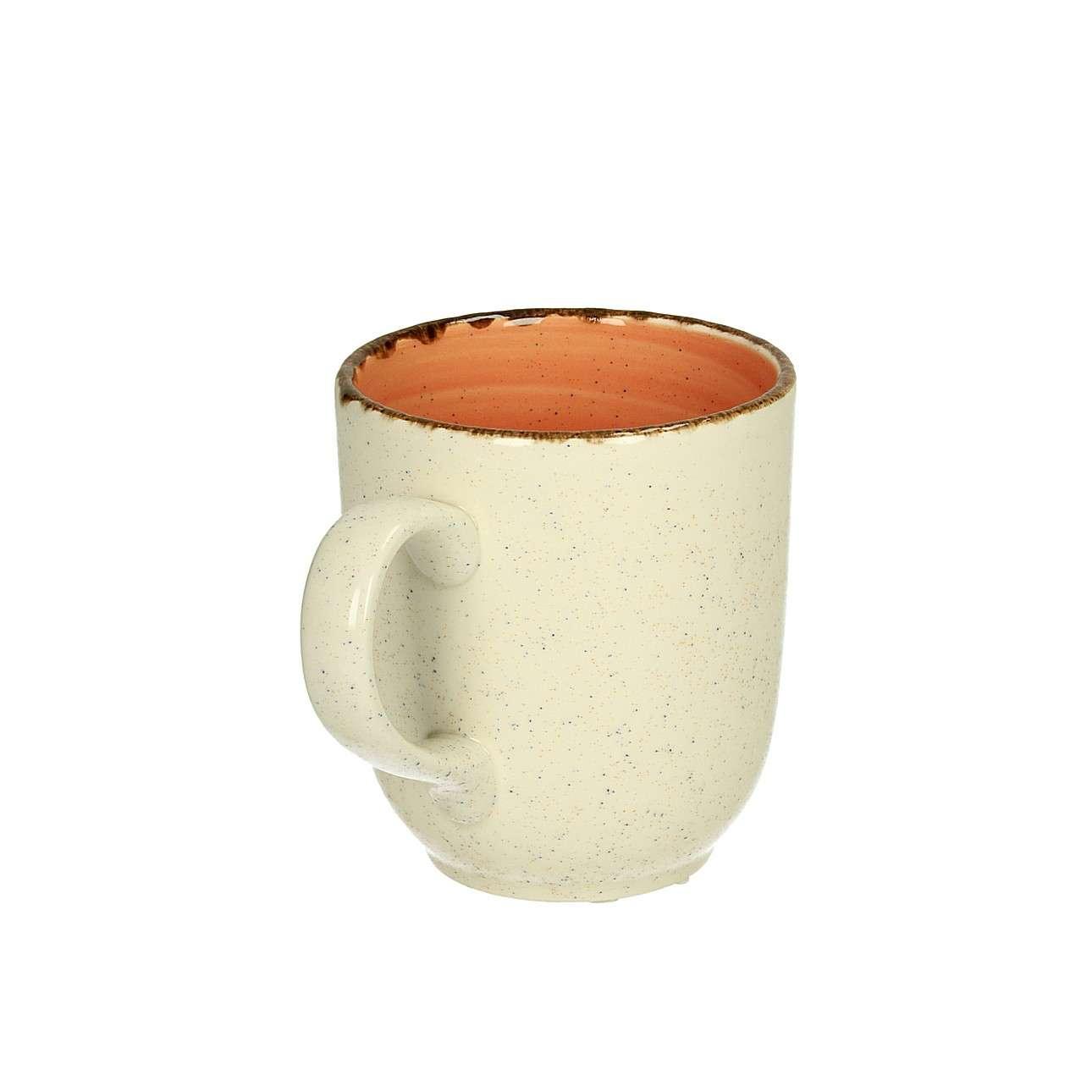 Kubek Laguna 360 ml terracotta