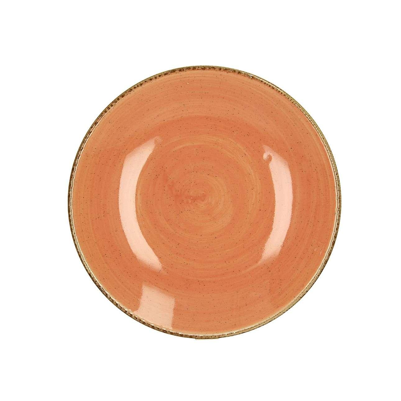 Talerz Laguna 21 cm terracotta