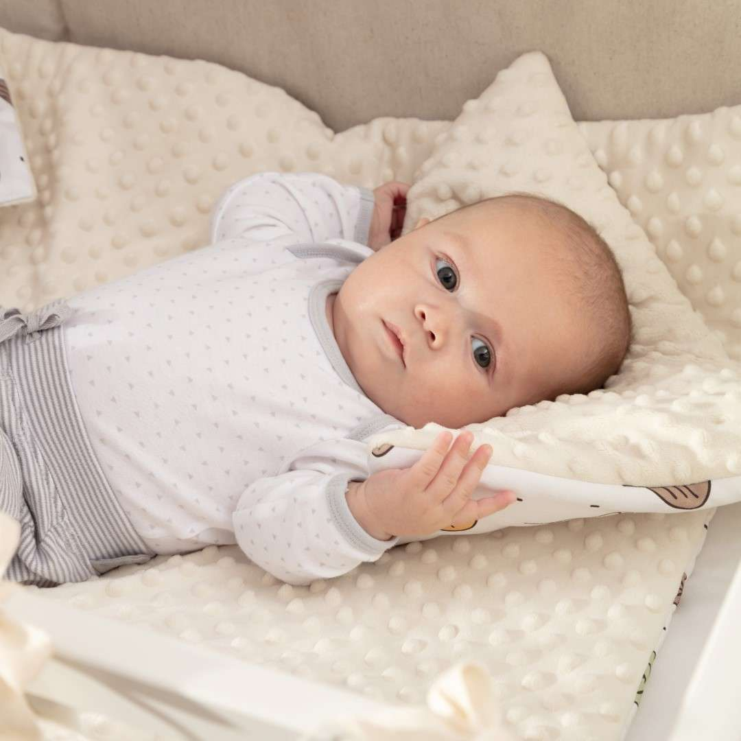 Baby minky blanket in collection Magic Collection, fabric: 500-02