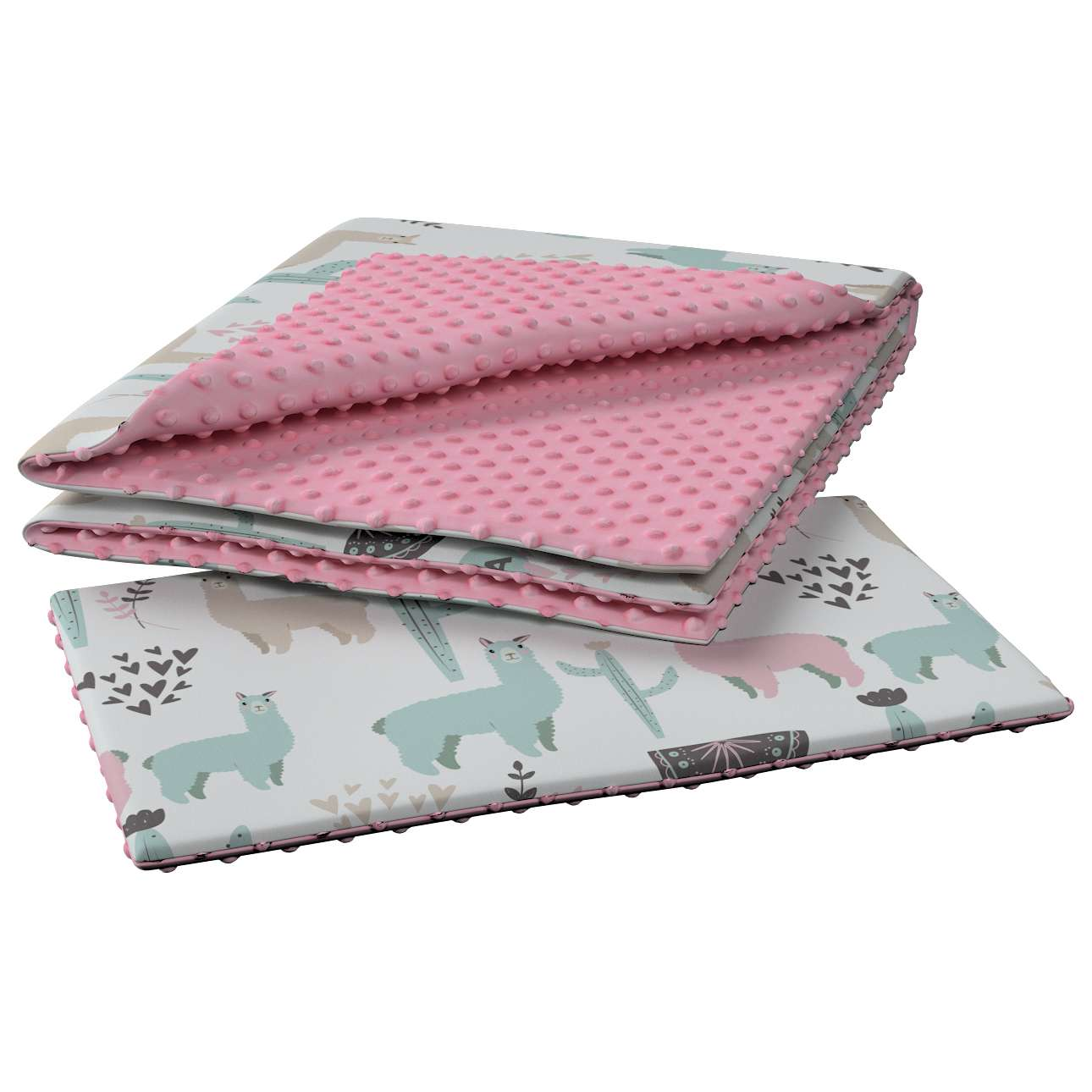 Baby minky blanket in collection Magic Collection, fabric: 500-01