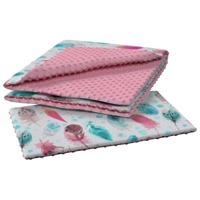 Baby minky blanket
