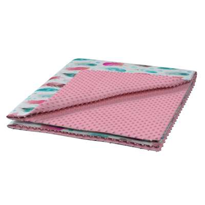 Minky blanket in collection Magic Collection, fabric: 500-17