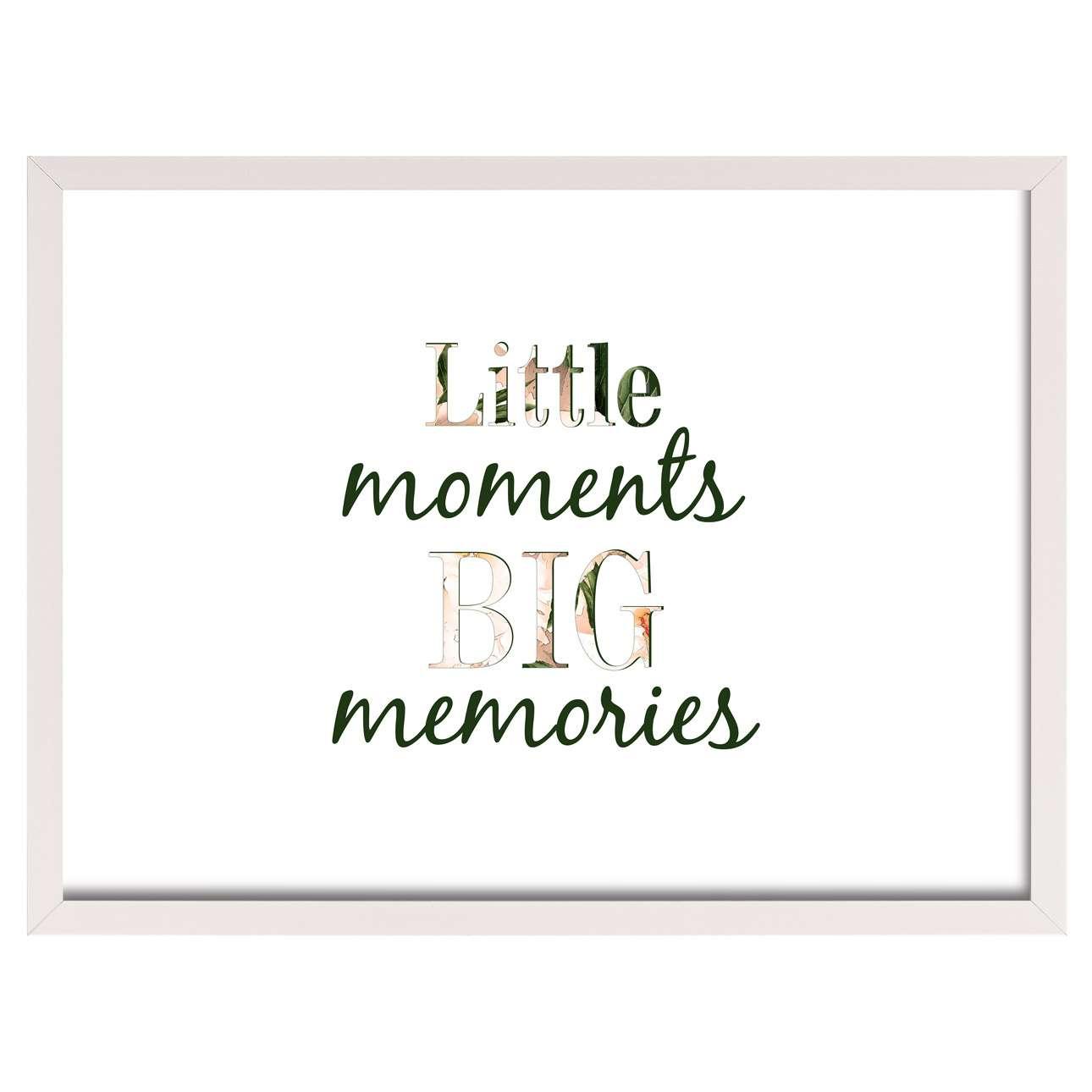 Little moments 30x40cm