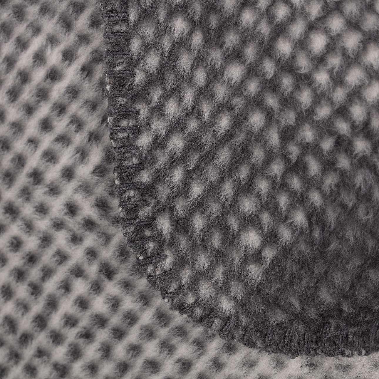Koc Cotton Cloud 150x200cm Cort Grey