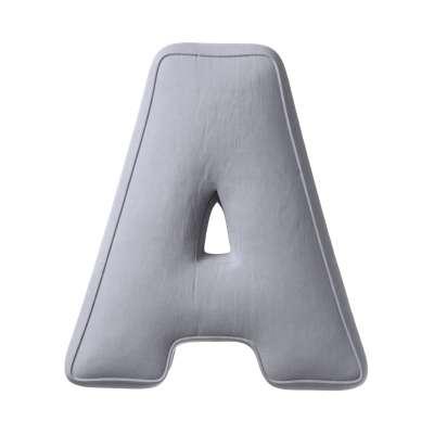 Buchstabenkissen A