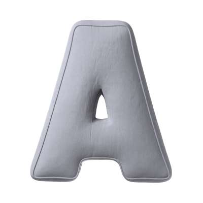 Polštář písmenko A