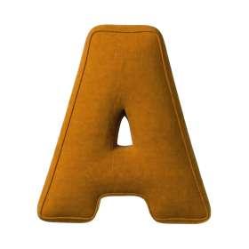 Letter pillow A