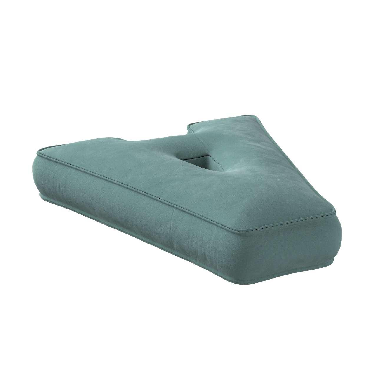Raidė pagalvėlė A kolekcijoje Posh Velvet, audinys: 704-18