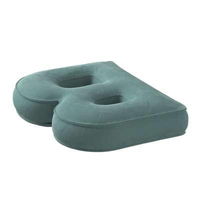 Raidė pagalvėlė B kolekcijoje Posh Velvet, audinys: 704-18