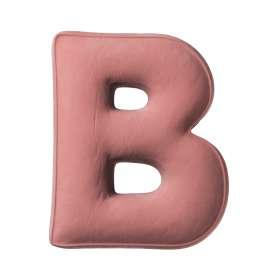 Poduszka literka B