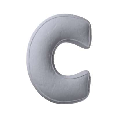 Raidė pagalvėlė C