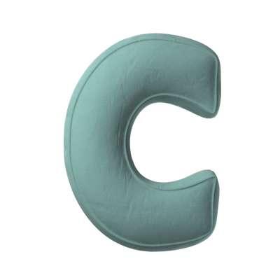 Polštář písmenko C