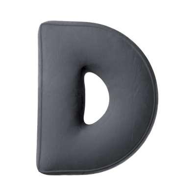 Letter pillow D
