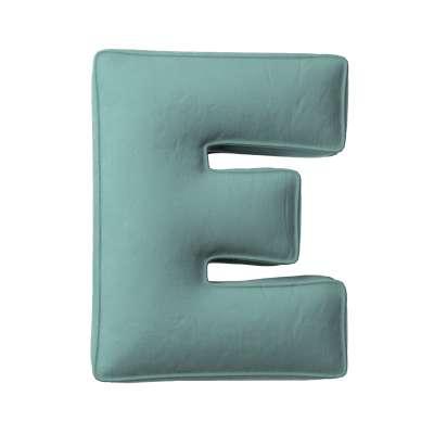 Letter pillow E 704-18 Collection Posh Velvet