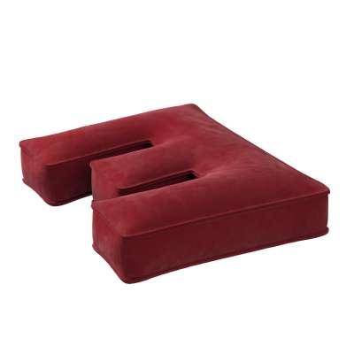 Raidė pagalvėlė E