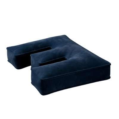 Raidė pagalvėlė E kolekcijoje Posh Velvet, audinys: 704-29
