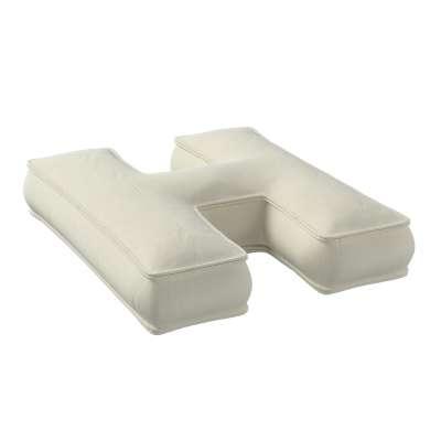 Letter pillow H