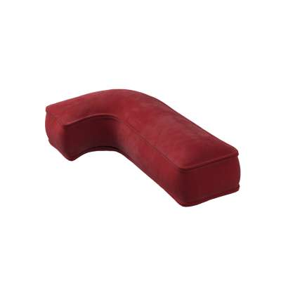 Raidė pagalvėlė  J kolekcijoje Posh Velvet, audinys: 704-15