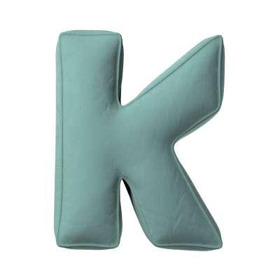 Poduszka literka K 704-18 Kolekcja Posh Velvet