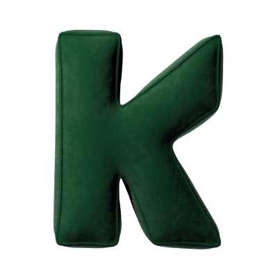 Poduszka literka K 704-13 Kolekcja Posh Velvet