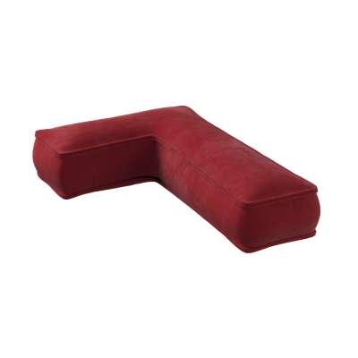 Raidė pagalvėlė L kolekcijoje Posh Velvet, audinys: 704-15