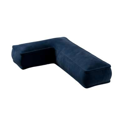 Raidė pagalvėlė L kolekcijoje Posh Velvet, audinys: 704-29