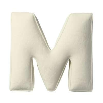 Raidė pagalvėlė M kolekcijoje Posh Velvet, audinys: 704-10