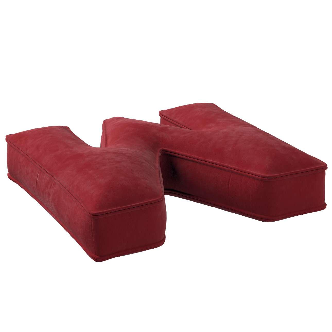 Raidė pagalvėlė M kolekcijoje Posh Velvet, audinys: 704-15