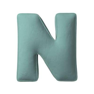 Letter pillow N