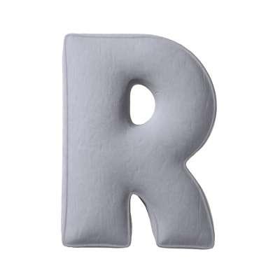 Raidė pagalvėlė R