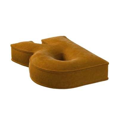 Letter pillow R