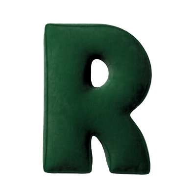 Poduszka literka R 704-13 Kolekcja Posh Velvet