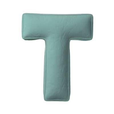 Raidė pagalvėlė T kolekcijoje Posh Velvet, audinys: 704-18