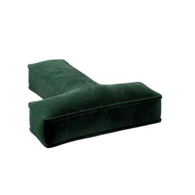 Raidė pagalvėlė T kolekcijoje Posh Velvet, audinys: 704-13