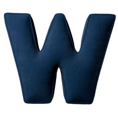 Raidė pagalvėlė W
