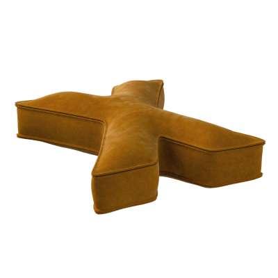 Raidė pagalvėlė X kolekcijoje Posh Velvet, audinys: 704-23