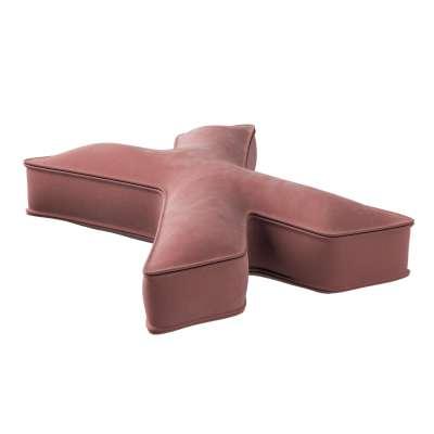 Raidė pagalvėlė X kolekcijoje Posh Velvet, audinys: 704-30