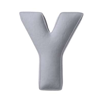 Polštář písmenko Y