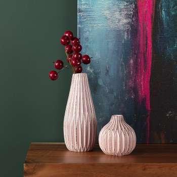 Vase Lonia Rose 24 cm