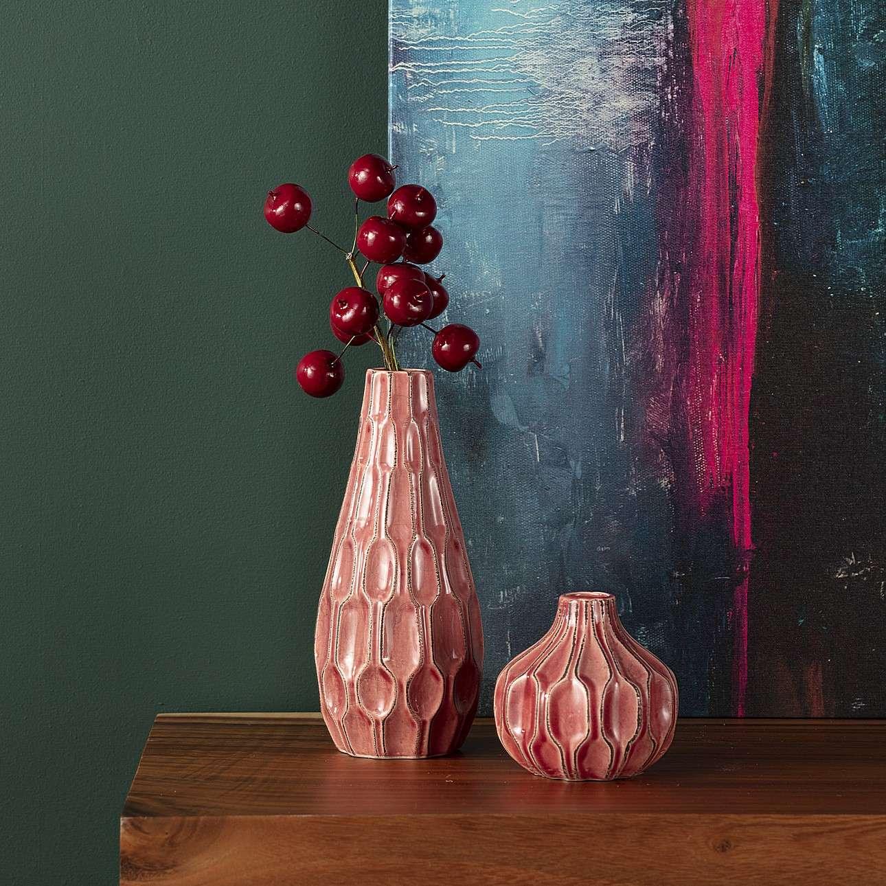 Wazon Arte Red 24 cm