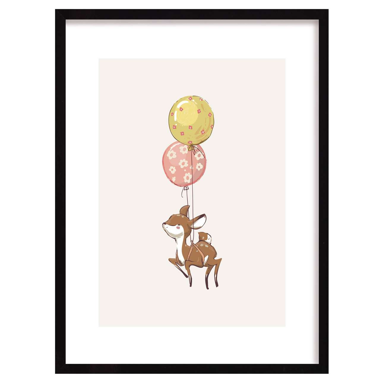 Bild Bubble Dreams Deer