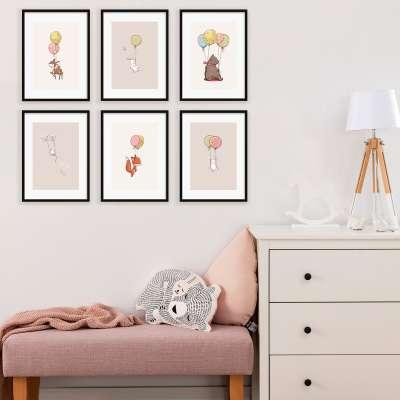 Bild Bubble Dreams Deer Bilder & Poster - Yellow-tipi.de