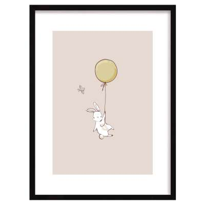 Bubble Dreams Rabbit II