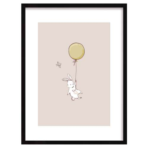 Obrazek Bubble Dreams Rabbit II