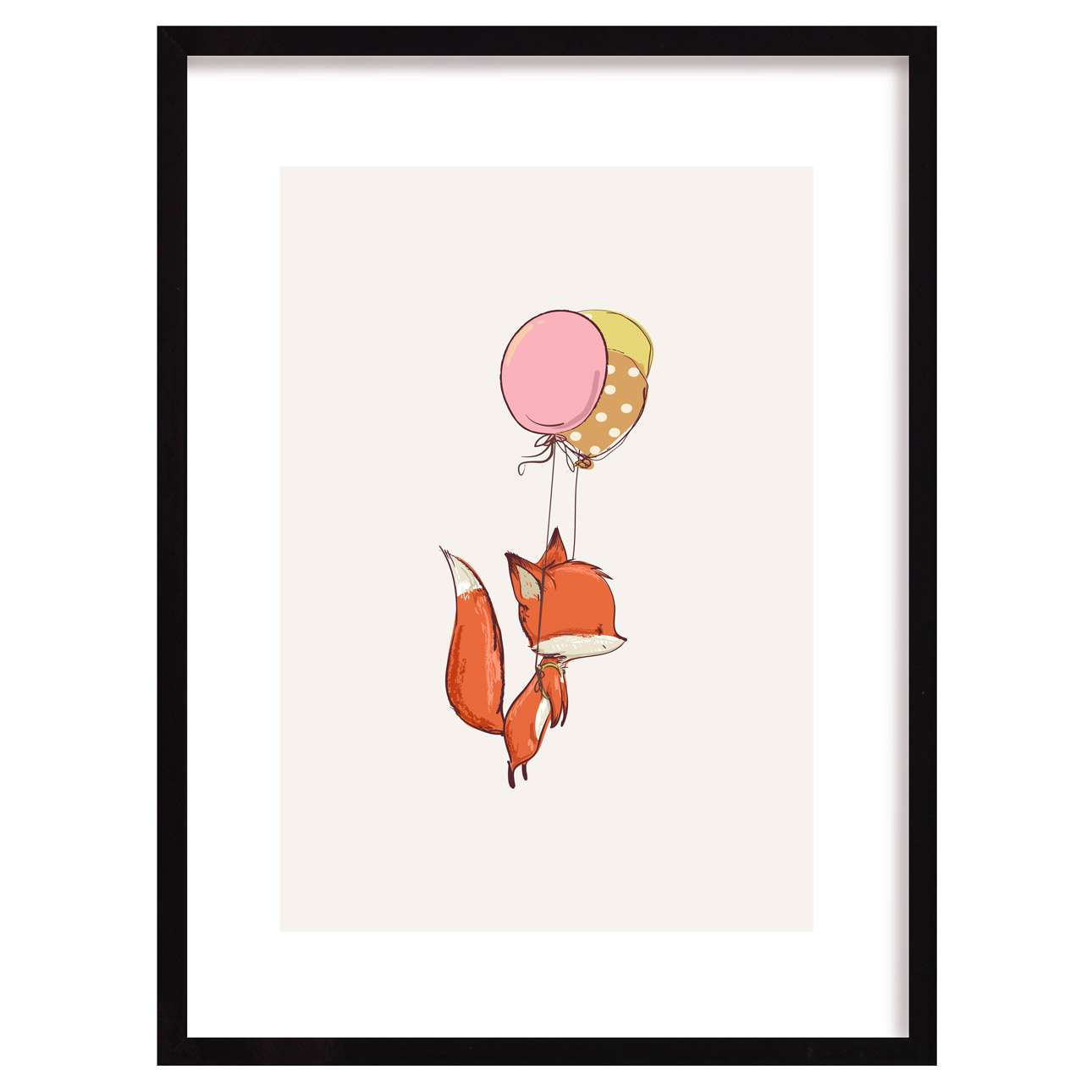 Bubble Dreams Fox