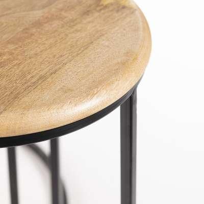 Komplet stolików Jules 3szt.