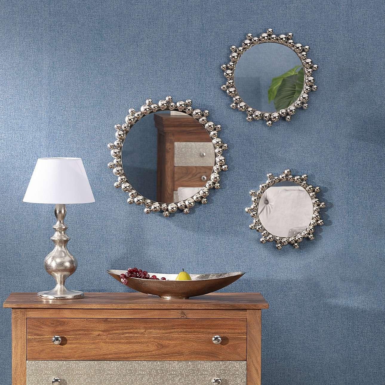 Zrcadlo Mirage průměr 45cm