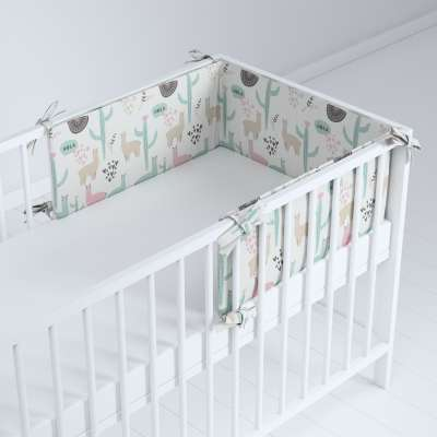 Crib rail cover in collection Magic Collection, fabric: 500-01