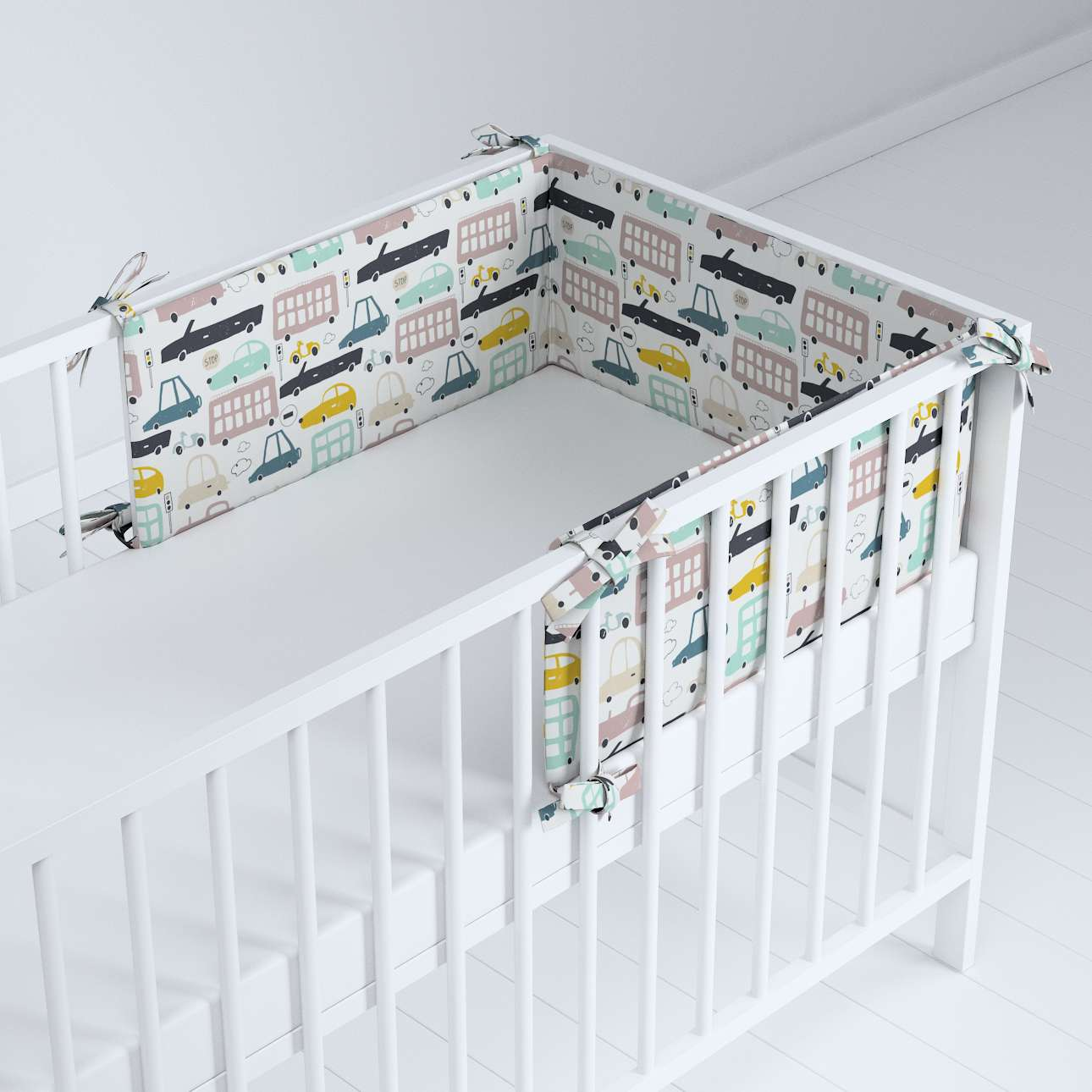 Crib rail cover in collection Magic Collection, fabric: 500-02