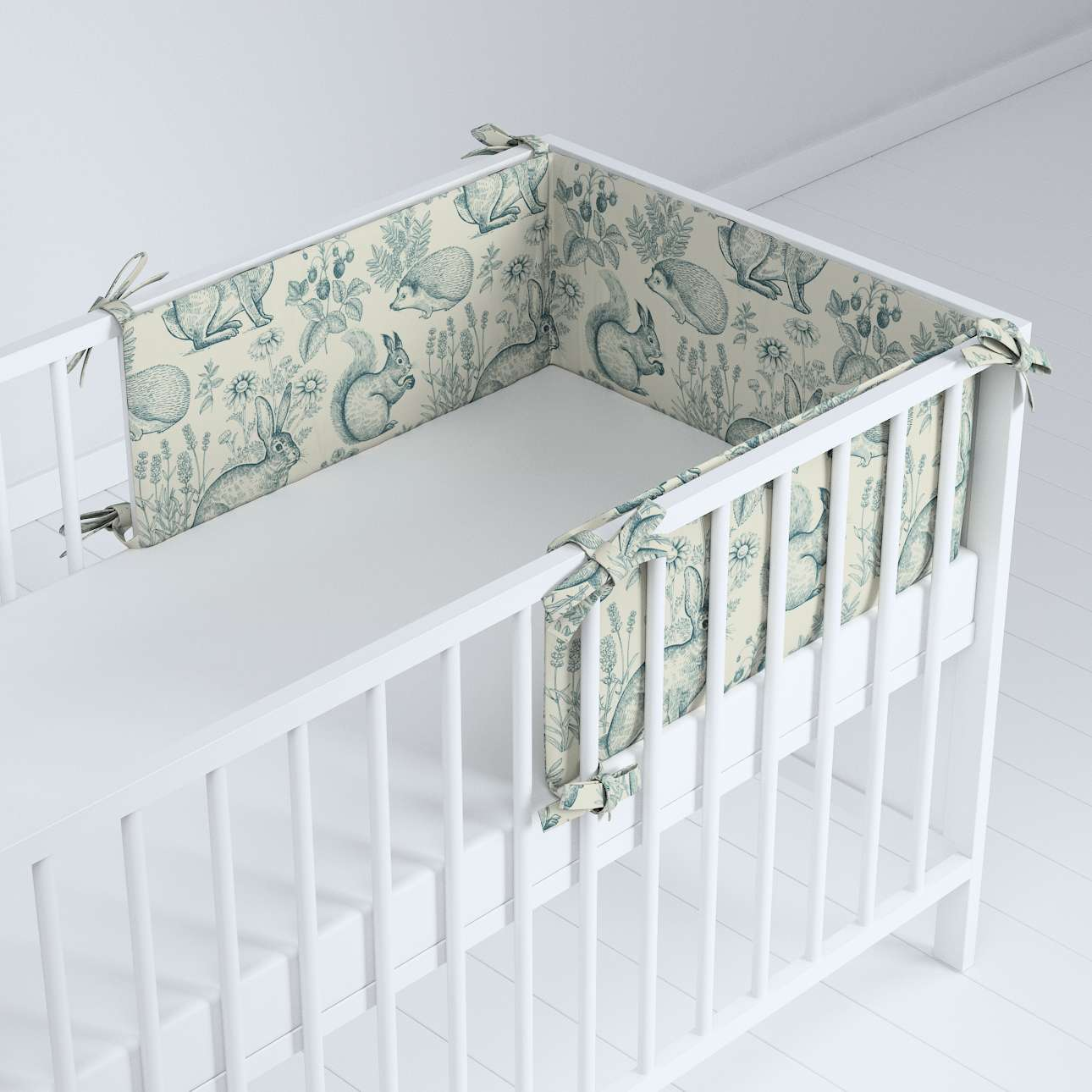 Crib rail cover in collection Magic Collection, fabric: 500-04